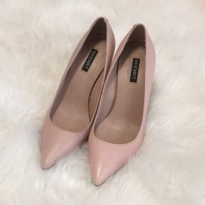 Sexy Blush Heels 👠